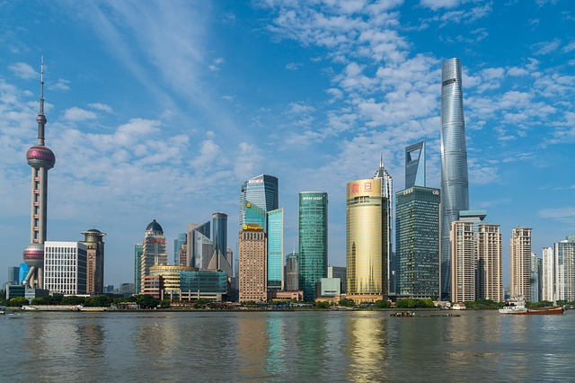 where to build your business in china